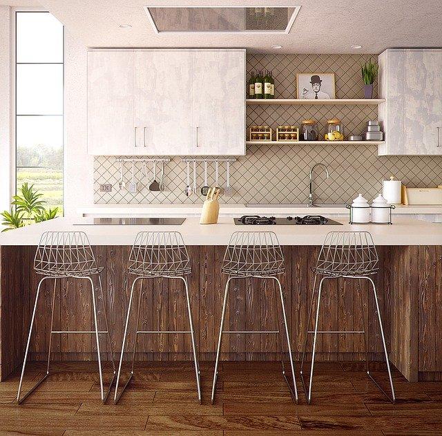 Pensez à changer votre cuisine au plus vite