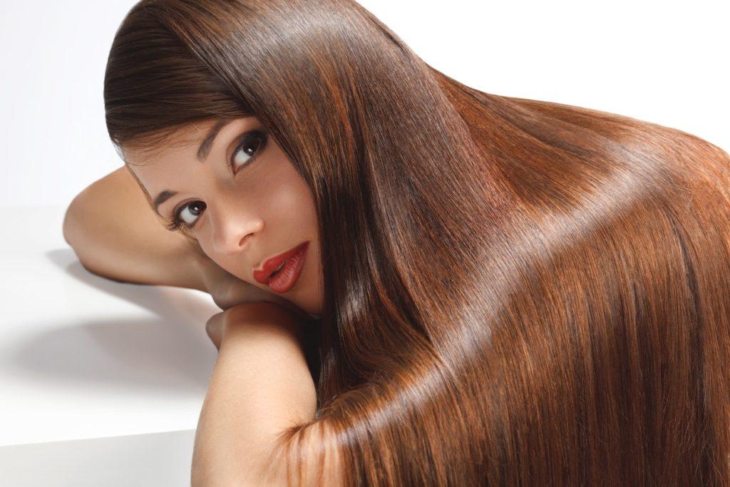 briller cheveux