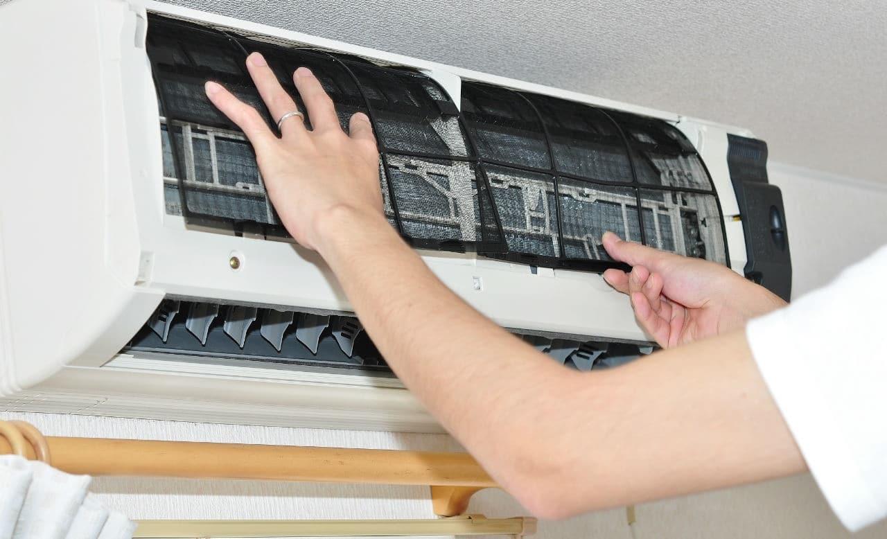 comment nettoyer le filtre d un climatiseur apprenez nettoyer vous m me votre climatiseur au. Black Bedroom Furniture Sets. Home Design Ideas