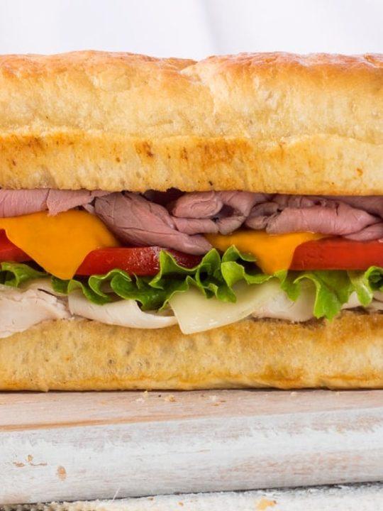 sandwich rapidement