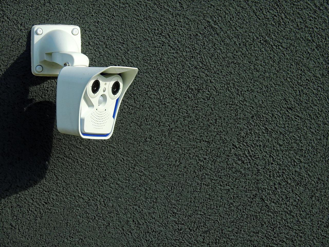 le mode de fonctionnement d'une caméra de surveillance IP