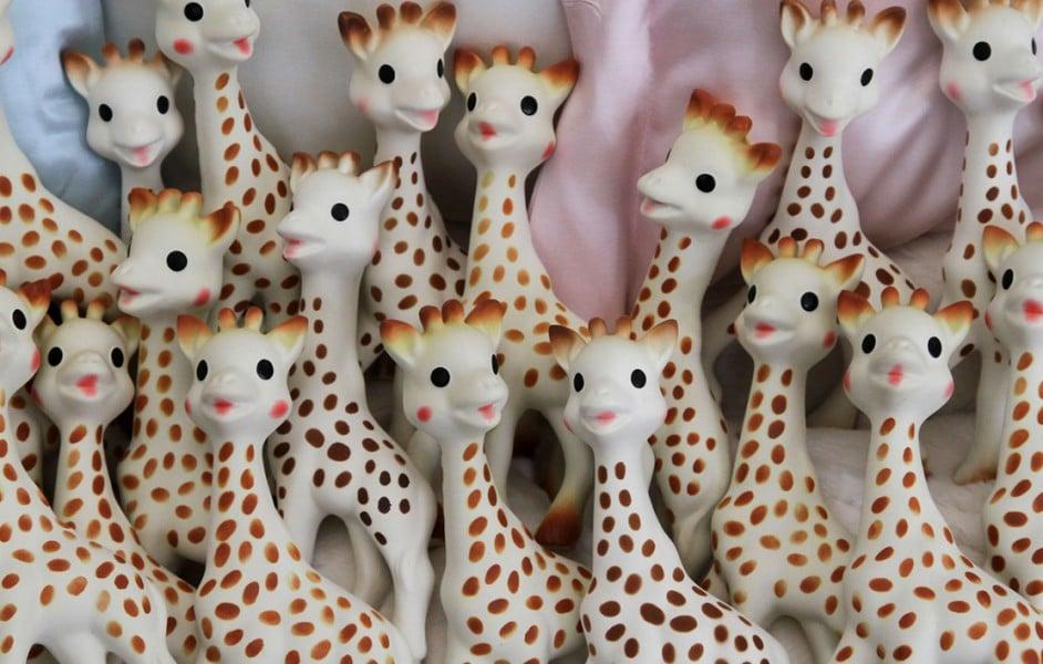 sophie la giraphe