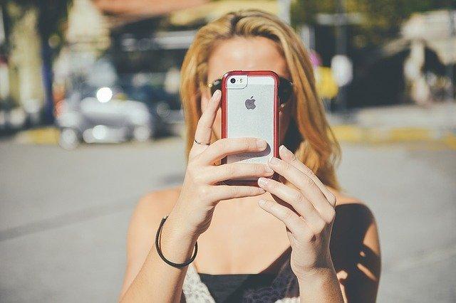 Coque d'Iphone personnalisé