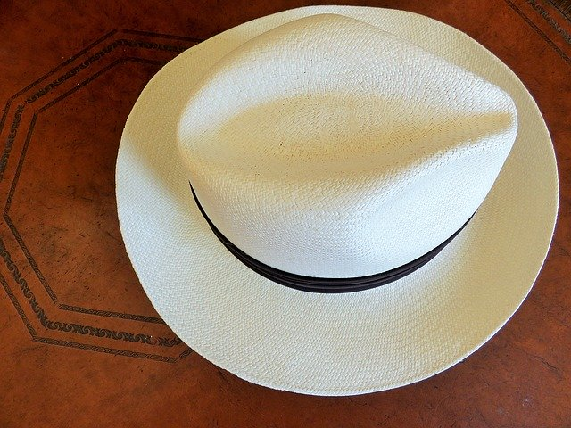 chapeau Panama enfant