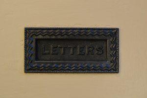 Plaque boite aux lettres pas cher