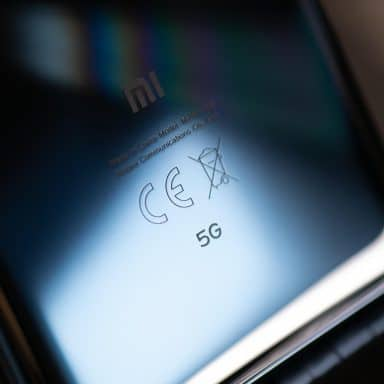 Smartphone 5g en France